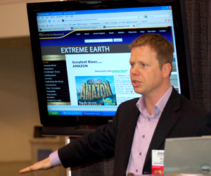 Matt Bailey teaches online marketing fundamentals at Search Engine Strategies