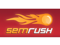 SEMRush - Tools for Google organic and AdWords competitors keywords research