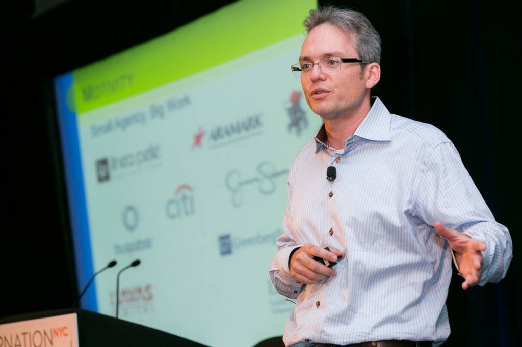 Kevin Ryan is a sought-after speaker at major industry conferences.