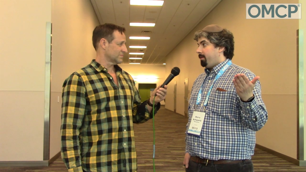 Barry Schwartz Shares SEO with Michael Stebbins OMCP