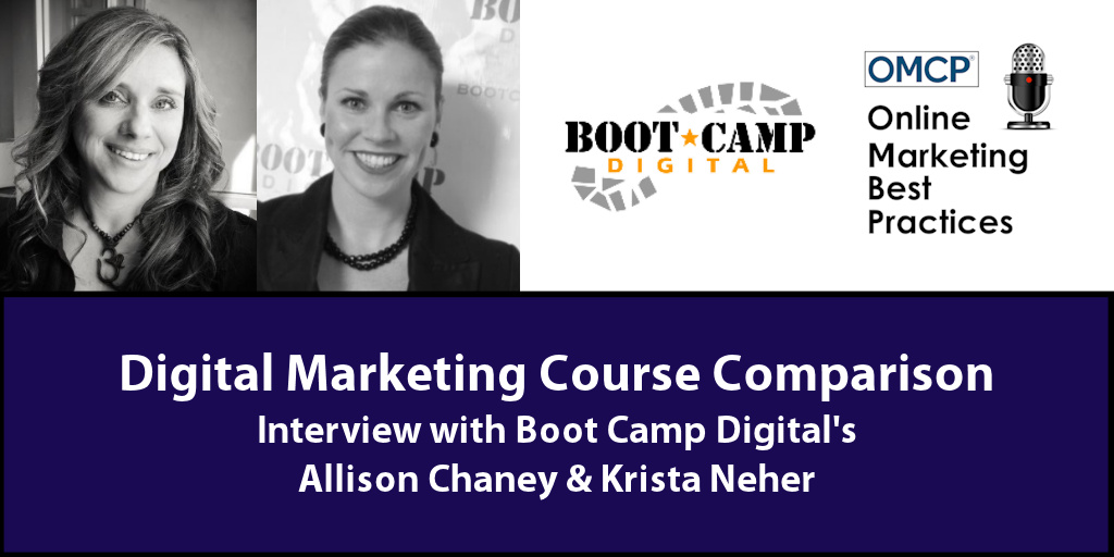 OMCP Digital Marketing Course Comparison Bootcamp Digital